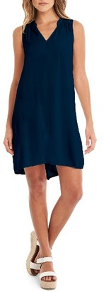 Women's Michael Stars Shift Dress $128 thestylecure.com