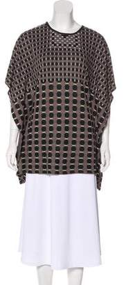 Thakoon Patterned Knit Top