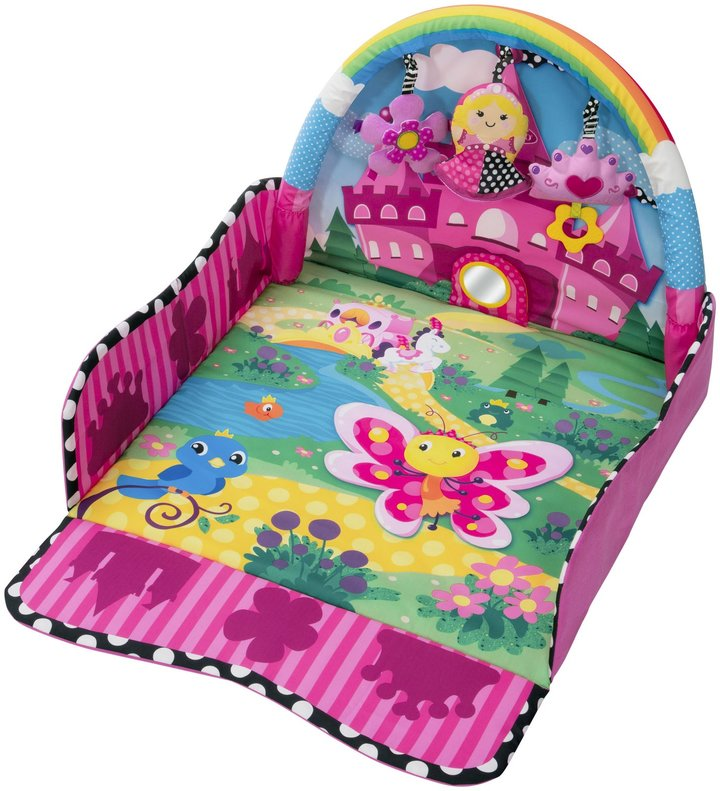 Infantino Princess Puppet Play with Me Gym