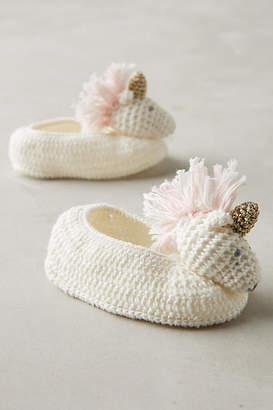 Albetta Crocheted Booties