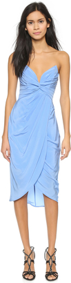Zimmermann Silk Petal Twist Dress $365 thestylecure.com