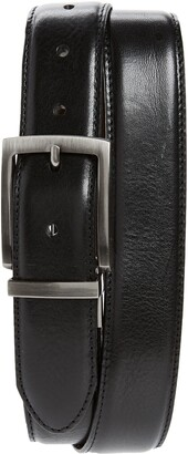 Bosca Reversible Full Grain Leather Belt