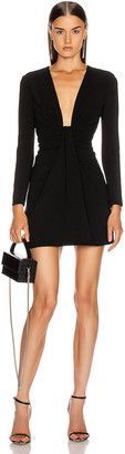 Altuzarra Enola Dress in Black | FWRD
