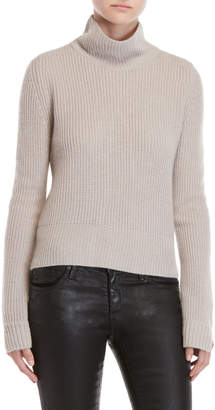 Derek Lam 10 Crosby Cashmere Lace-Up Back Sweater