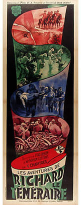 One Kings Lane Vintage 1930s French Movie Poster