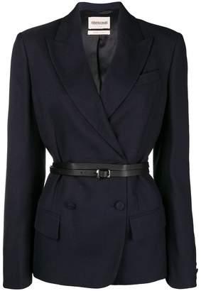 Roberto Cavalli double breasted blazer