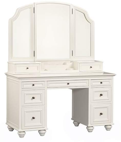 Chelsea Vanity Super Set, Simply White
