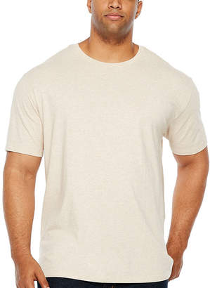 Co THE FOUNDRY SUPPLY The Foundry Big & Tall Supply Mens Crew Neck Short Sleeve T-Shirt-Big and Tall