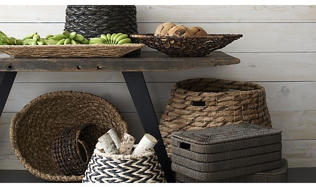 Crate & Barrel Ventura Tray