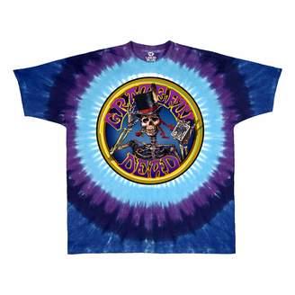 Liquid Blue Men's Grateful Dead Queen of Spades Short Sleeve T-Shirt Multi Medium