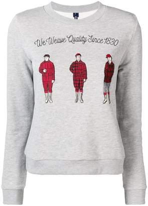 Woolrich we weave quality sweatshirt