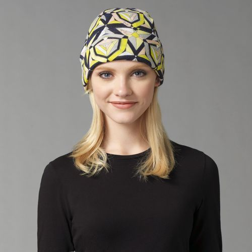 Emilio Pucci Wool Knit Cap