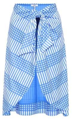Ganni Exclusive to mytheresa.com – Aroa printed skirt