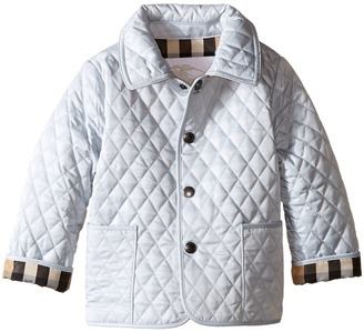 Burberry Kids - Colin Quilted Jacket Boy's Coat $145 thestylecure.com
