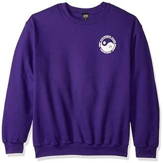Obey Men's Subversion Crew Neck Fleece Sweatshirt