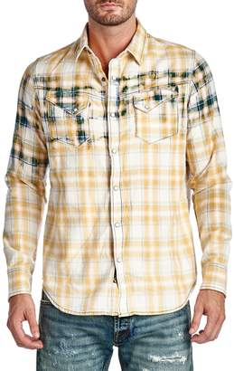 Cult of Individuality Clint Regular Fit Shirt
