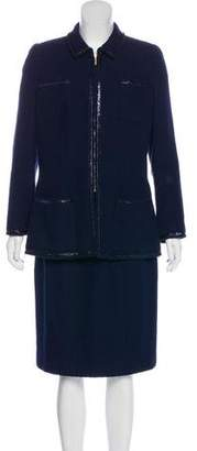 Chanel Bouclé Skirt Suit