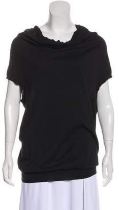 Lanvin Knit Sleeveless Top