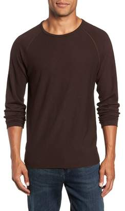 Billy Reid Regular Fit Long Sleeve T-Shirt