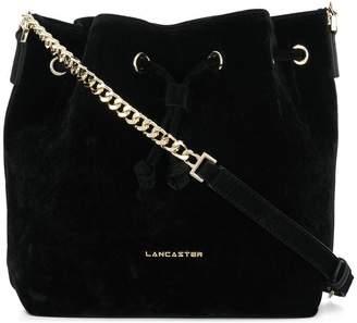 Lancaster bucket shoulder bag