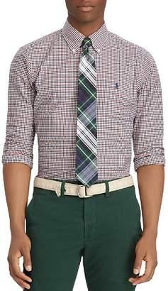 Polo Ralph Lauren Polo Plaid Poplin Classic Fit Shirt