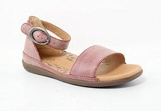 ACORN Women's Prima High Ankle Gladiator Sandal $95 thestylecure.com