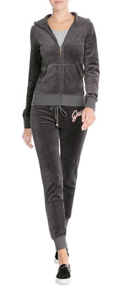 Juicy Couture Paradise Velour Hoodie $169 thestylecure.com