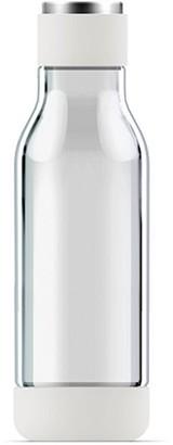 Asobu ASOBU INNER PEACE GLASS WATER BOTTLE - WHITE