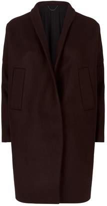 AllSaints Layton Overcoat