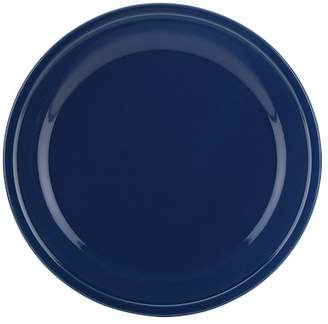 Kate Spade All In Good Taste Navy Dinner Plate