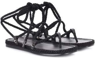 Valentino Torchon gladiator sandals