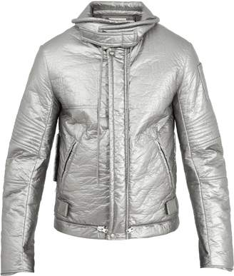Helmut Lang Astro Moto 1999 quilted jacket
