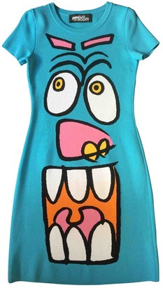 Jeremy Scott Turquoise Dress for Women