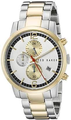Ted Baker Men's TE3065 Classic Vintage Analog Display Japanese Quartz Watch