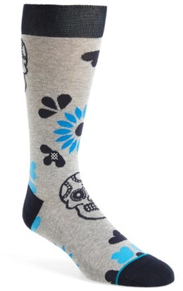 Men's Stance Dia Crew Socks $14 thestylecure.com