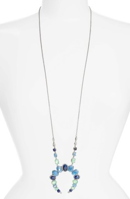 Women's Jenny Packham Wanderlust Long Pendant Necklace $98 thestylecure.com