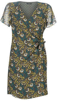 One Step RADNY ROBE women's Dress in Multicolour