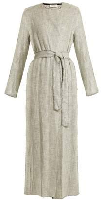 The Row Paycen tweed coat