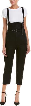 Diesel Black Gold Paudis Wool-Blend Trouser
