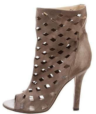 7e48745ff10 Jimmy Choo Cut Out Boot - ShopStyle
