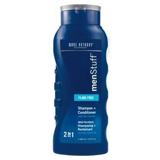 Marc Anthony menStuff 2 in 1 Flake Free Sulfate Shampoo + Conditioner 380 mL