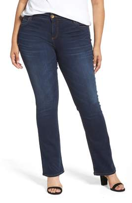 KUT from the Kloth Natalie High Waist Bootcut Jeans