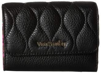 Vera Bradley Riley Compact Wallet Wallet Handbags