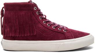 Vans SK8-Hi Moc Sneaker $80 thestylecure.com