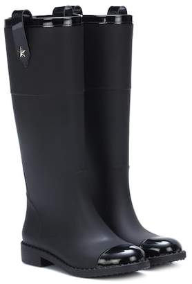 Jimmy Choo Edith rubber boots