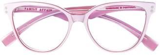 Cat Eye Family Affair glasses
