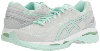 ASICS - Gel-Kayano 23 Women's Running Shoes $160 thestylecure.com