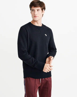 83579d856b at Abercrombie   Fitch · Abercrombie   Fitch Icon Crew Sweatshirt
