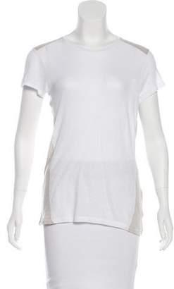 Rag & Bone Colorblock Short Sleeve Top w/ Tags
