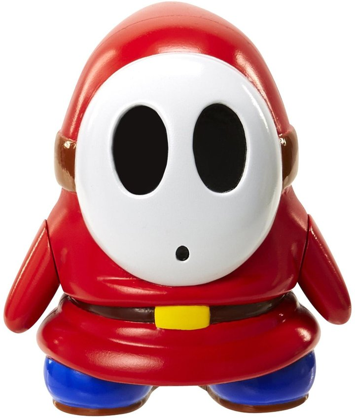 "Nintendo 4"" Shy Guy w/Coin Figure Action Figure"